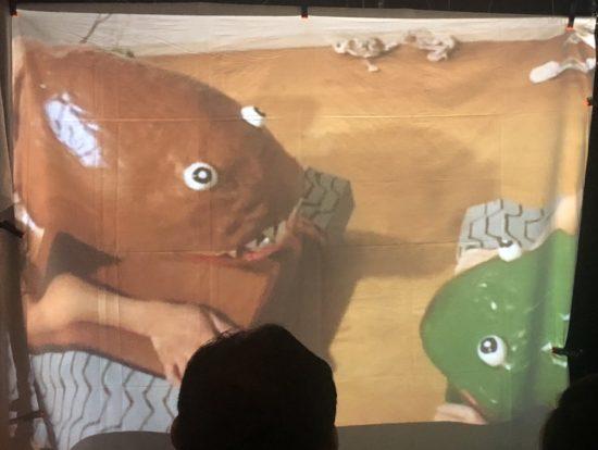 恐竜戦車画像