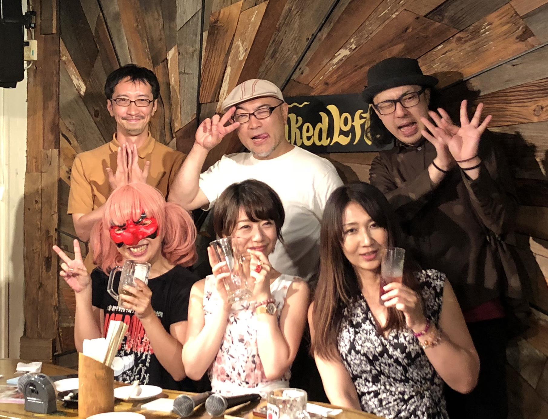 住倉カオスの猥談サロン 潜入レポート